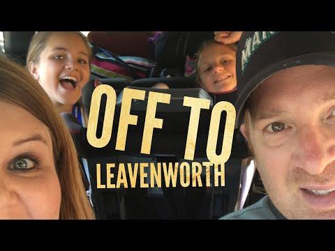 Weekend Getaway to Leavenworth, WA