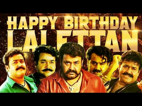 HBD Mohanlal.A Tribute From Fans|Team PC
