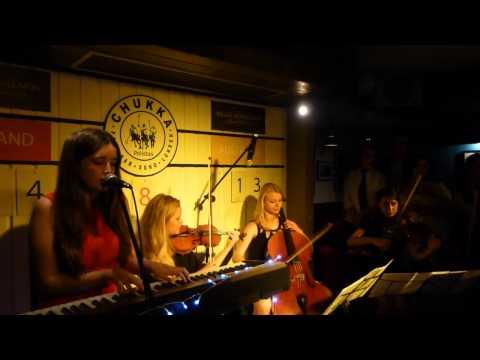 Lauren Aquilina - Sinners (HD) - Archer Street Bar, Soho - 24.07.13