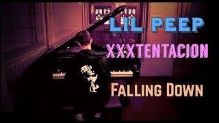 Lil Peep Xxxtentacion Falling Down Tishler Piano Cover.mp3
