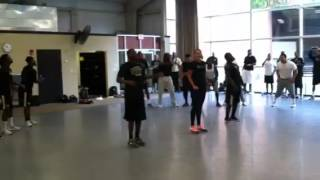 Demon Deacon Hip Hop Dance Class