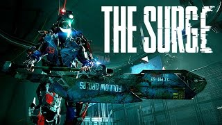 the surge   gameplay walkthrough 1 opening cinematic field technician