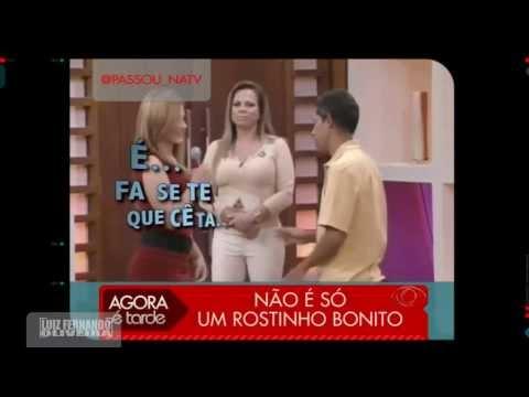 AGORA É TARDE - O Melhor Passou na TV de todos - 240413