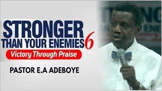 Pastor E.A Adeboye Sermon @ RCCG June 2018 HOLY GHOST SERVICE