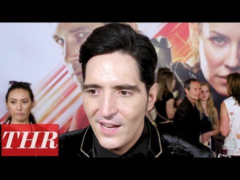David Dastmalchian on the 'Ant-Man and the Wasp' Premiere Red Carpet | THR