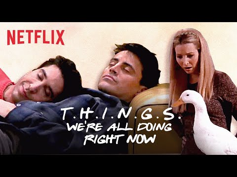 The One Where We Work From Home: The Friends Edition | Netflix India