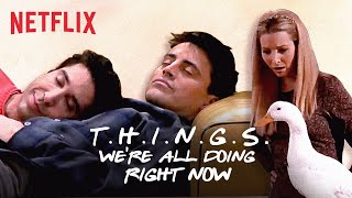 The One Where We Work From Home: The Friends Edition   Netflix India