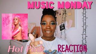 Music Monday   Doja Cat Hot Pink album   REACTION
