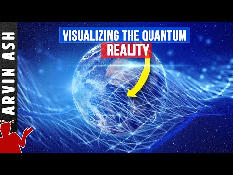 QFT: What Is The Universe Really Made Of? Quantum Field Theory Visualized