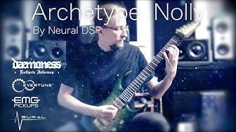 Wintersun Test - Archetype: Nolly By Neural DSP