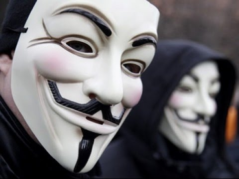 Anonymous - The Occupy Anthem