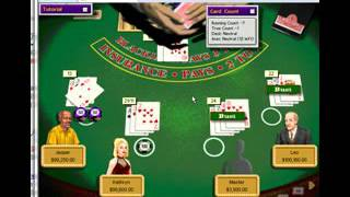 Hoyle Casino 1999 Blackjack - Game 2