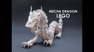mecha Dragon | LEGO Summary Build