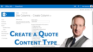 Video Create a Content Type for a SharePoint Quotes Library download MP3, 3GP, MP4, WEBM, AVI, FLV Juni 2018