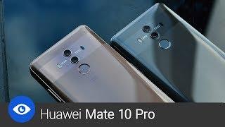 Huawei Mate 10 Pro (první dojmy)