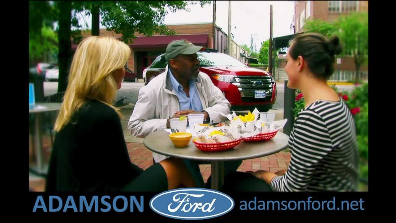 Adamson Ford Swap Your Ride  Ford Edge  YouTube
