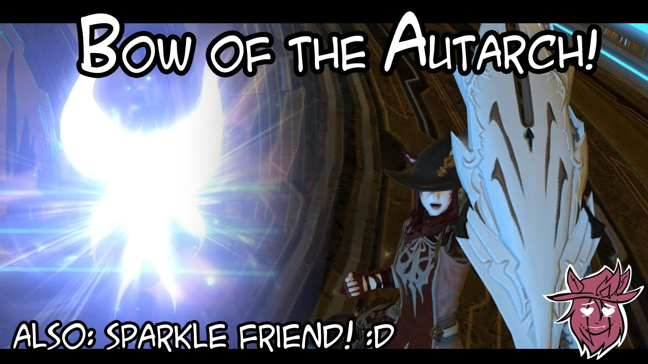 FFXIV - Anima Weapon, Bow of the Autarch!