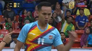 STL 2019: Penang Black Panthers lwn KL Thunder   2-1   Astro Arena