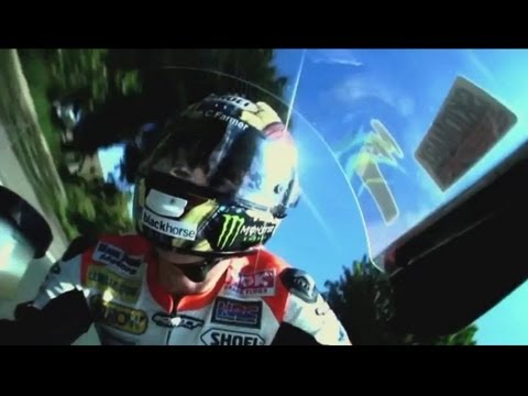 Isle of Man tourist Trophy Trailer - Hart am Limit