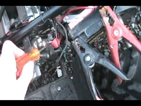 110cc 4 Wheeler Engine Diagram Help With Chinese Atv Solenoid Youtube