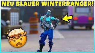 Omg! HEFTIGER CHRISTMAS SKIN WINTER RANGER IN FORTNITE SEASON 7! (BIENTÔT)