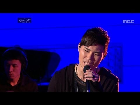 Kim Bum-soo - I Miss You, 김범수 - 보고싶다, Lalala 20101021