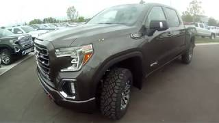 The All-New 2019 GMC Sierra 1500 AT4 Walkaround in HD