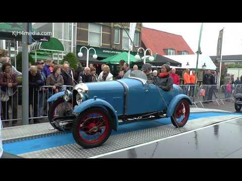 Classic cars Nieuw-Vennep - START - Venniper Koninginnerit