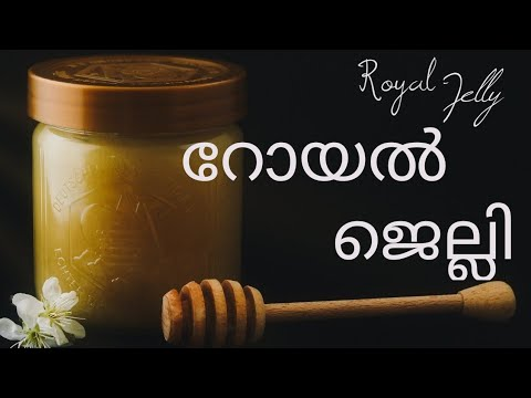 #Royal jelly #Malayalam Beuty jelly in Chaildhude