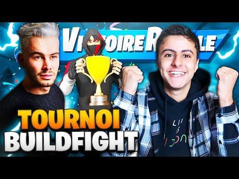 J'ai 'REMPORTÉ' le tournoi BUILDFIGHT de LeBouseuh contre les 'MEILLEURS JOUEURS' sur Fortnite !
