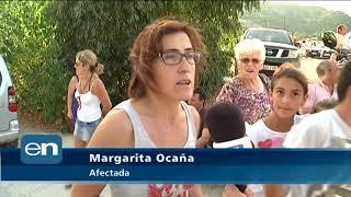 INCENDIO CASARES
