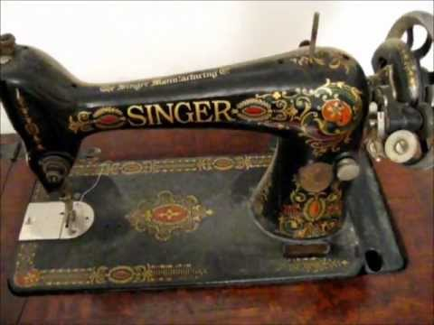 40 Treadle Singer Sewing Machine An Awesome Prepper Tool YouTube Simple Value Of Singer Sewing Machine