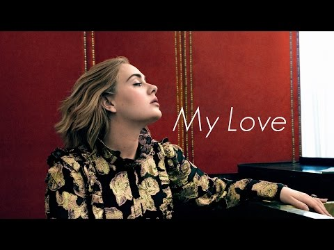 Adele  Birdy Solo Piano 2016 Type Beat My Love SOLD