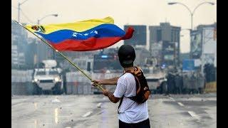 D CRYPTAGE - LA CRISE AU VENEZUELA