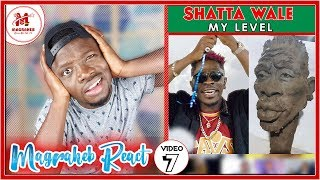 Magraheb Reacts to Shatta Wale 'My Level' Music Video || MagrahebReact
