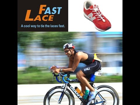 FastLace Shoes No Tie Elastic Fast Laces with Lock Lazy Shoelaces