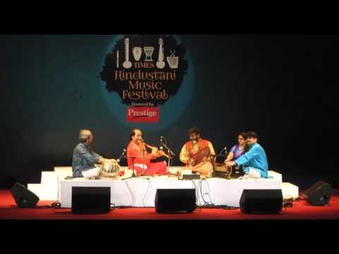 Pt. Ramesh Narayan,Pt. Ronu Majumdar & Pt. Yogesh Samsi - Raag Puriya