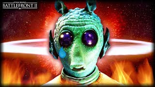 Star Wars Battlefront 2 SPECIAL EPISODE! - Funny Gameplay Moments