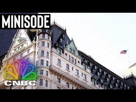 You Won't Believe What The Plaza's $43.5M Penthouse Looks Like | Secret Lives Of The Super Rich