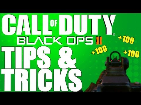 How To Get Better at Black Ops 2 (Multiplayer)