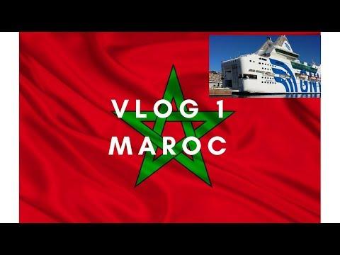 VLOG MAROC - رحلتي للمغرب