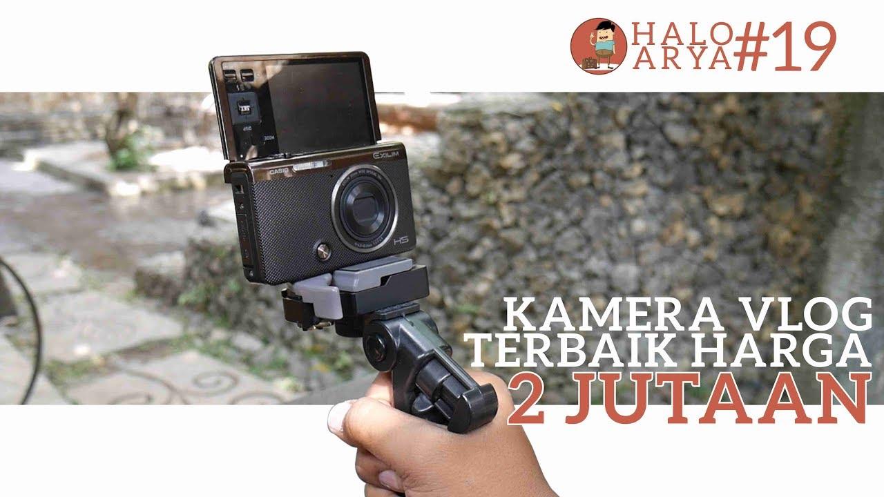 Kamera Vlog Terbaik Termurah Dengan Wifi Harga 2 Jutaan