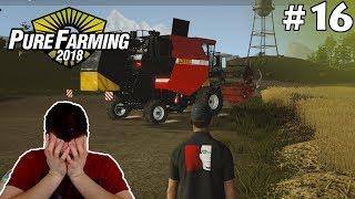 POMÓŻCIE, PROSZĘ! :( #16 - Pure Farming 2018   SWIATEK