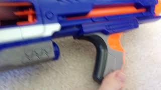 Toy review Nerf gun 3