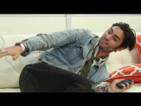 "ALL AMERICAN REJECTS TYSON RITTER INTERVIEW- NEW SINGLE ""KIDS IN THE STREET"""