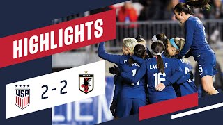 Download WNT vs. Japan: Highlights - Feb. 27, 2019 Mp3 and Videos