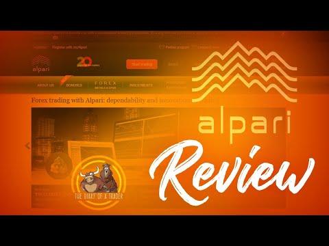 обзор альпари