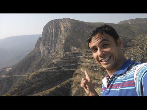 Waguinho na Serra da Leba em Lubango, Angola PERIGOSA parte1