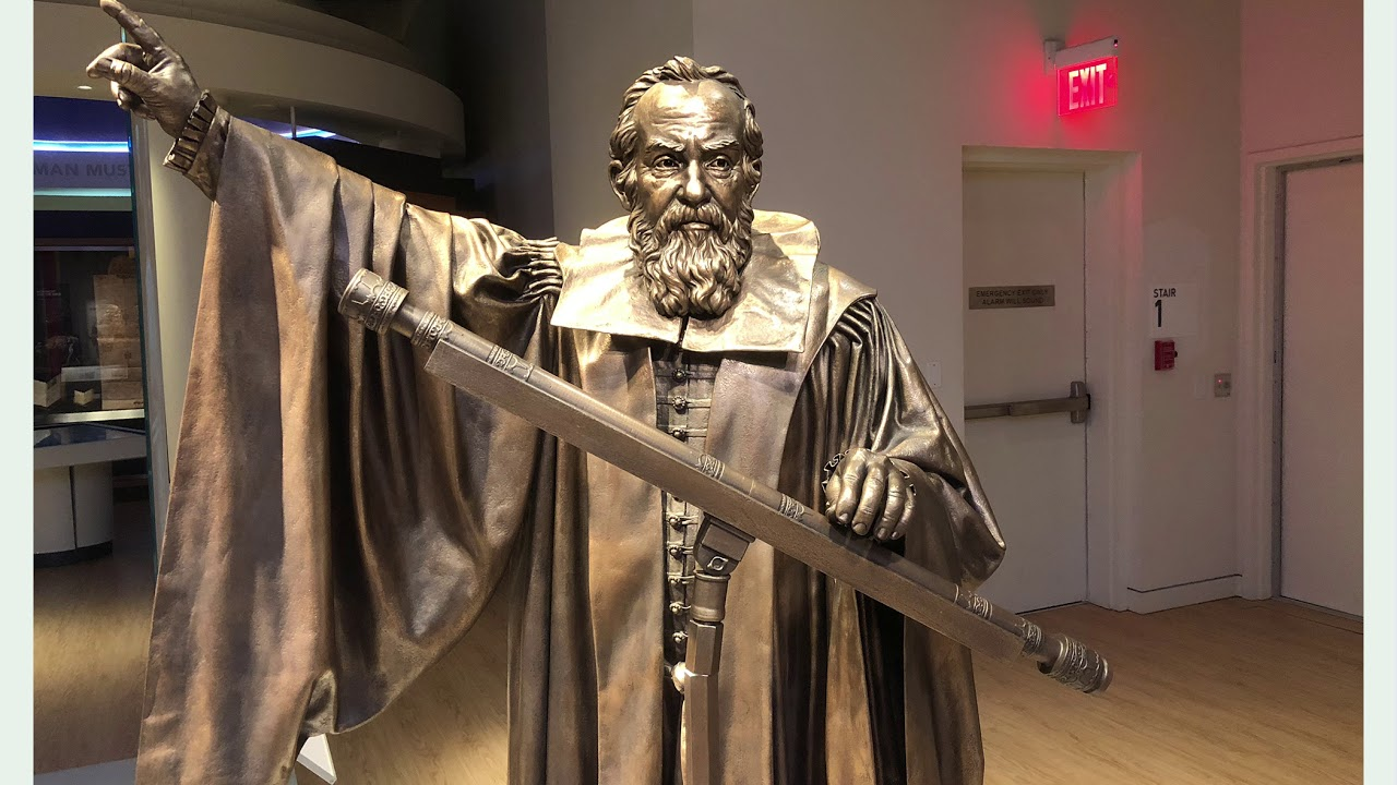 Bible Museum, Washington D.C: How Bible Influenced Science