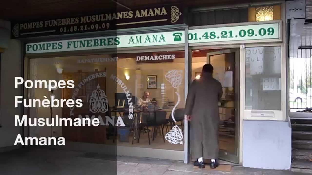 pompe funebre islamique